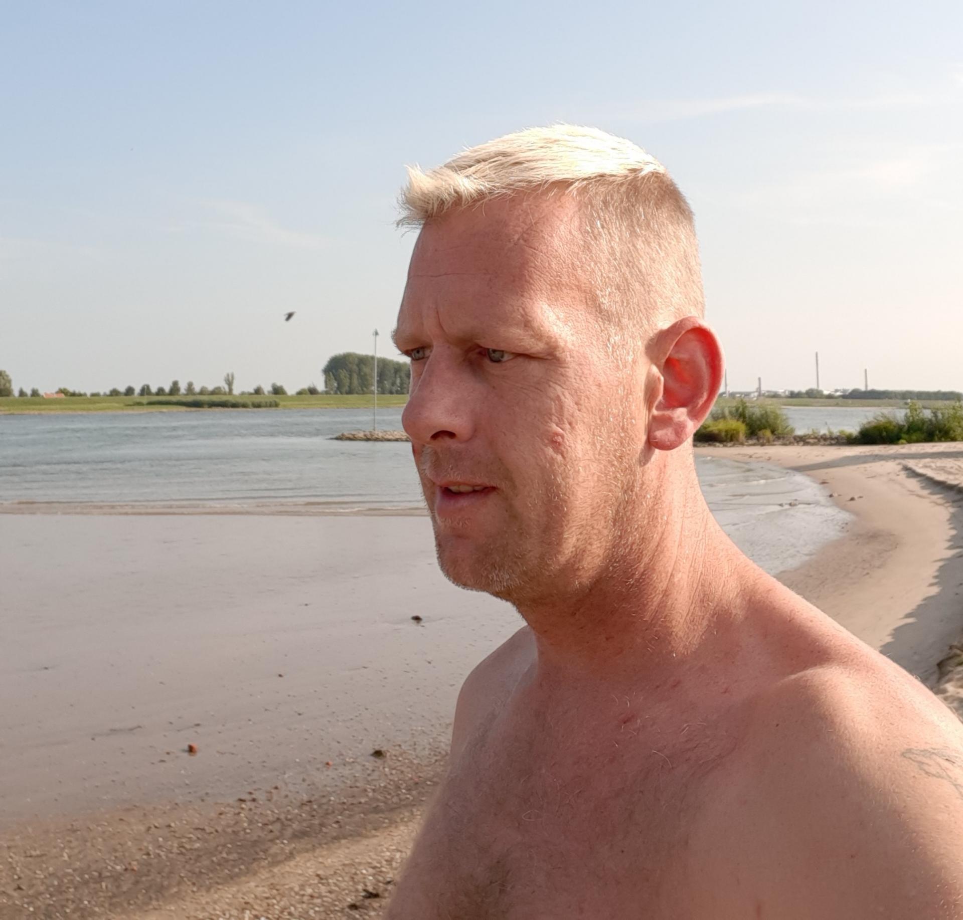 trukker  uit Gelderland,Nederland